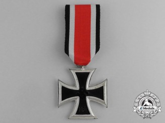 A Mint Iron Cross 1939 Second Class by Hermann Aurich of Dresden