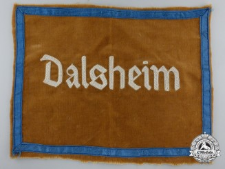 An NSDAP Dalsheim Banner Section