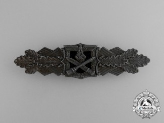 Germany, Heer. A Bronze Grade Close Combat Clasp, by Steinhauer & Lück