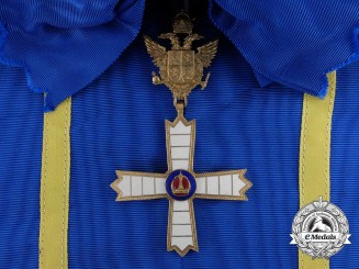 Spain, Aristocracy of Toledo. An Order of Merit, Grand Cross