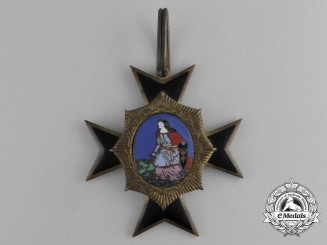 An Extremely Rare 1873 German Imperial Shanghai China Cross