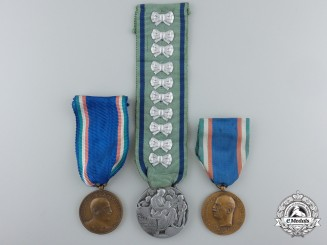 Three Italian Medals
