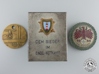 Three German Sports Awards