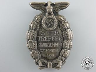 An SA Brunswick Meeting Tinnie; October 17-18, 1931