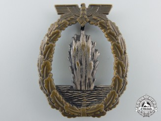 A Minesweeper War Badge by Otto Placzek