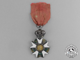 An Early French Order of the Legion of Honour; Legionnaire (Knight from March 1, 1808)