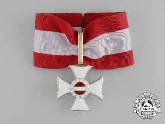 Austria, Imperial. A Military Order of Maria Theresa, Commander, by C.F. Rothe of Vienna, c.1925