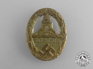 A 1933 Kyffhäuser League Meeting in Saxony Badge