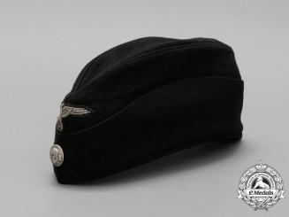 An SS Panzer Side Cap