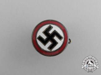 An Early NSDAP Supporter Badge