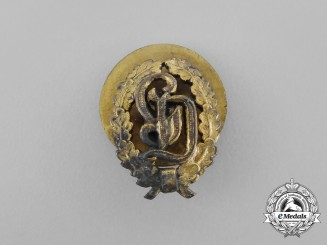 "Germany, Heer. A Panzergrenadier ""Großdeutschland"" Button-Hole Badge"