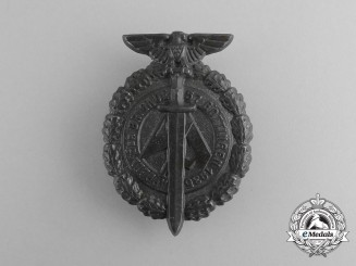 A 1935 SA Brigade 57 Göttingen Rally Badge