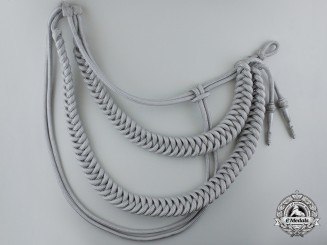 A German Army Officer's Aiguillette