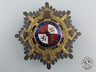 A Spanish War Cross; 1937-1942 Issue