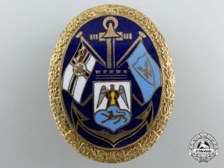 A First War German Imperial Naval Badge