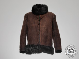 Germany, Imperial. A Rare First War Pilot's Flight Jacket
