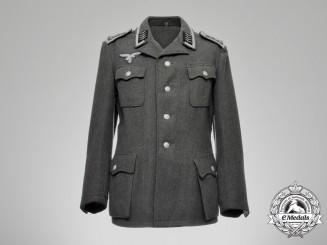 A Luftwaffe Oberfeldwebel Pioneer Tunic 1940