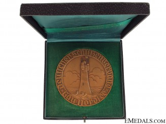 Gau Nordsee Shooting Table Medal