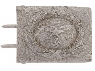 Luftwaffe Enlisted Man's Belt Buckle, 2nd Pattern