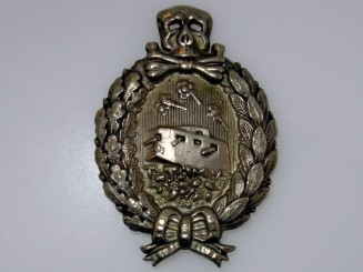 Tank Badge WWI