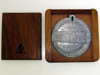 German WWI POW Medal,
