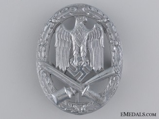 General Assault Badge; Unmarked