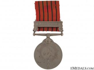 General Service Medal -Naga Hills