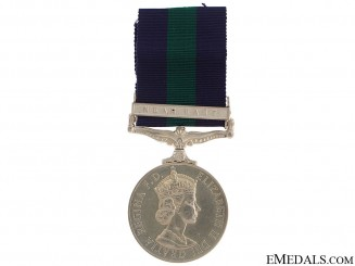General Service Medal 1918-62 - Near East