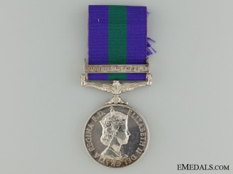 General Service Medal 1918-1962 to the Royal Air Force