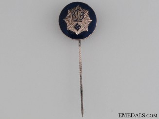 German Air Protection Federation (RLB) Stickpin