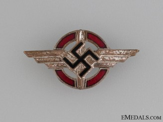 German Airsports Club Membership Badge