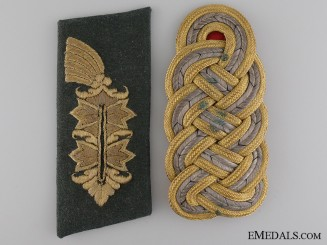 German Army (Heer) General's Insignia