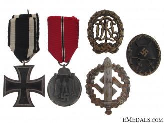 German Badges & Medals
