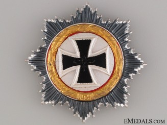 German Cross in Gold - 1957 Version