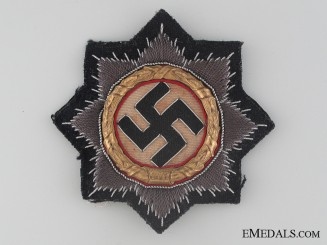"German Cross in Gold ""¢¤ Black Panzer Version"