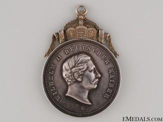 German Imperial Shooting Medal 1892