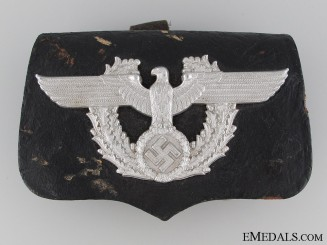 German Police Pouch