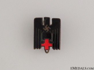German Red Cross Membership Pin