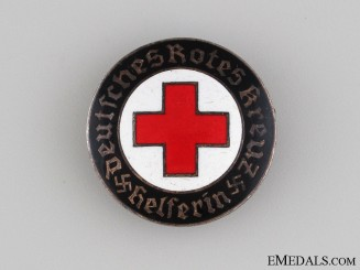 German Red Cross Helper's Badge