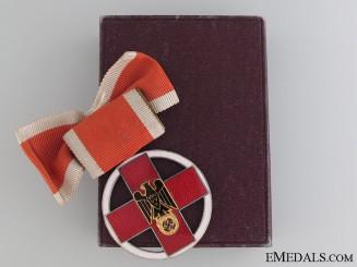 German Red Cross Honour Award 1937-39