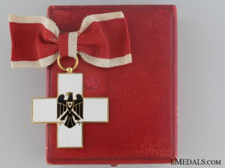 German Red Cross Decoration Type II (1934-1937)