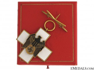 German Social Welfare Organization Cross