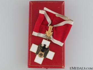 German Social Welfare Decoration - First Class