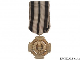Golden Merit Cross
