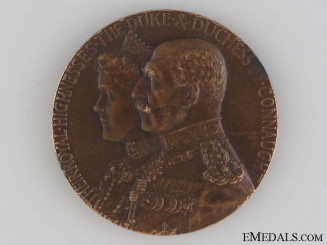 Governor General's Bronze Award Medal 1911-1916