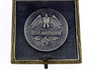 Blut und Boden (Blood and Soil) Medal