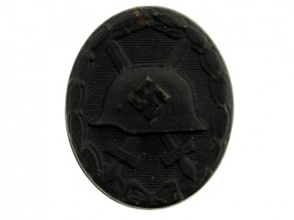 Wound Badge-Black Grade