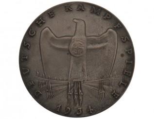 Winner Medal 1934