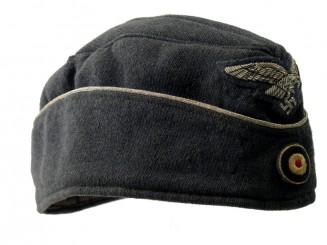 Luftwaffe Officer's Overseas Cap.