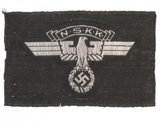 "NSKK ""Other Ranks"" Sleeve Eagle"
